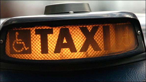 A Taxi Light